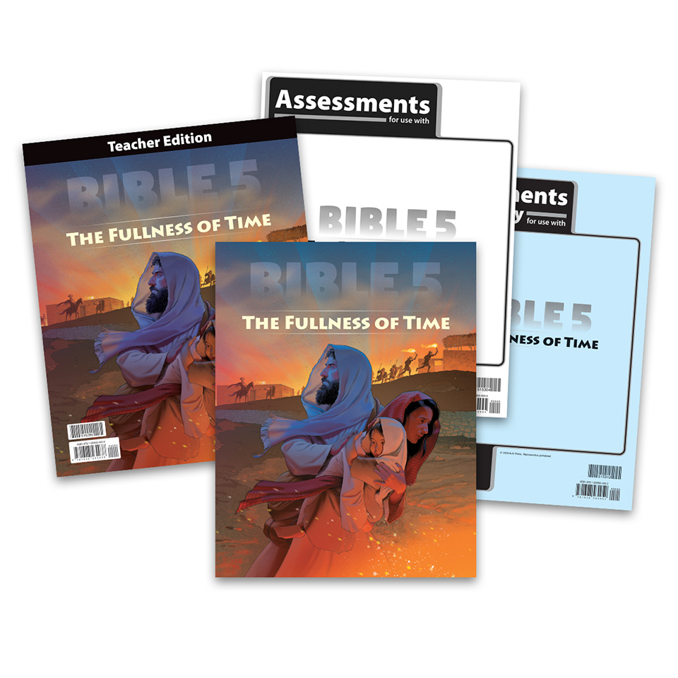 Bible 5 Subject Kit (1st ed.)