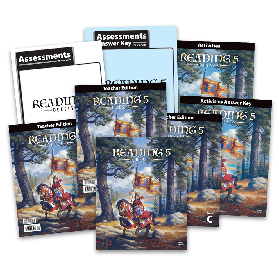 Reading 5 Subject Kit (3rd ed.)