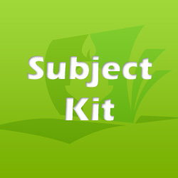 The Way of the Word Subject Kit