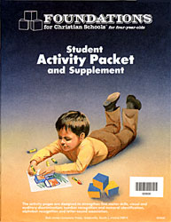 K4 Foundations Student Activity Packet