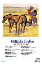 Bible Truths K4 Teacher's Picture Packet (1st ed.)