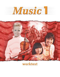 Music 1 Student Worktext