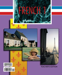 French 1 Teacher's Edition (grades 9–12)