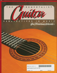 The Instrumentalist: Guitar Student Text