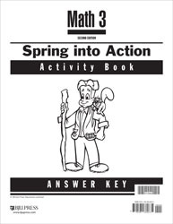 Math 3 Spring into Action Activity Book Answer Key