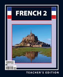 French 2 Teacher's Edition