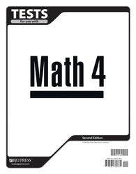 Math 4 Tests (2nd ed.)