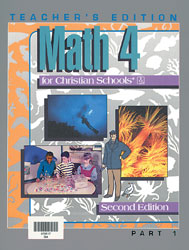 Math 4 Teacher's Edition (2nd ed.)