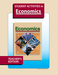 Economics Student Activities Manual Teacher's Edition