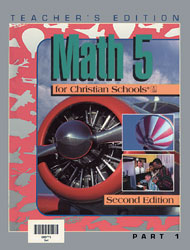 Math 5 Teacher's Edition (2nd ed.)