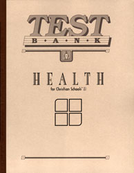 Health TestBank (softbound; for teacher)