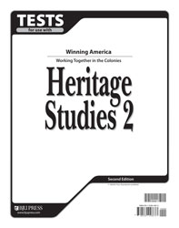 Heritage Studies 2 Tests (2nd ed.)