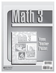 Math 3 Home Teacher's Packet (2nd. ed.)