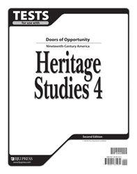 Heritage Studies 4 Tests (2nd ed.)