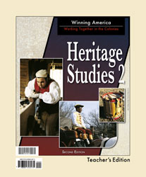 Heritage Studies 2 Teacher's Edition (2nd ed.)
