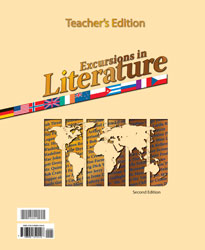 Excursions in Literature Teacher's Edition (2nd ed.)