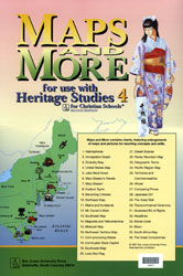 Heritage Studies 4 Maps and More (2nd. ed.)