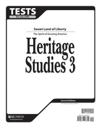 Heritage Studies 3 Tests (2nd ed.)