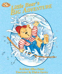 Little Bear's Big Adventure