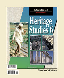 Heritage Studies 6 Teacher's Edition (2nd ed.)