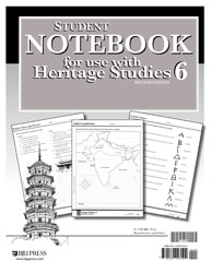 Heritage Studies 6 Student Notebook (2nd ed.)