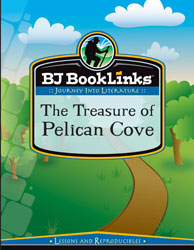 BJ BookLinks: The Treasure of Pelican Cove (guide only)