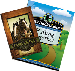 BJ BookLinks: Pulling Together Set (guide & novel)
