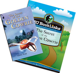 BJ BookLinks: The Secret of the Golden Cowrie Set (guide & novel)