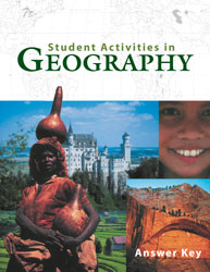 Geography Student Activities Teacher's Edition