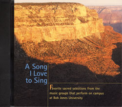 Song I Love to Sing, A (CD)