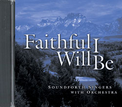Faithful I Will Be (CD)