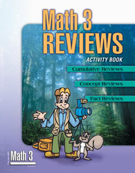 Math 3 Reviews Activity Book
