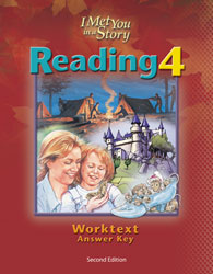 Reading 4 Worktext Teacher's Edition (2nd ed.)