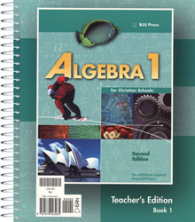Algebra 1 Teacher's Edition (2nd ed.)