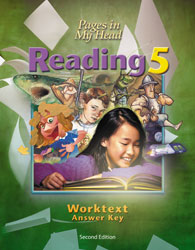Reading 5 Worktext Teacher's Edition (2nd ed.)