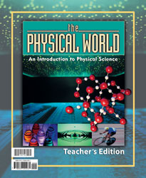 Physical World Teacher's Edition