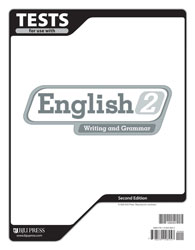 English 2 Tests (2nd ed.)