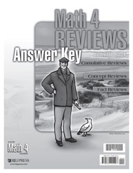 Math 4 Reviews Activity Book Answer Key