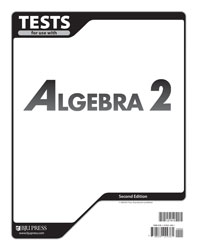 Algebra 2 Tests (2nd ed.)