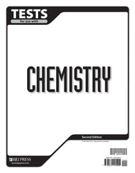 Chemistry Tests (tests only; for 1 student;for use with 2nd ed.)