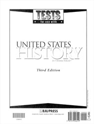 United States History Tests (5 pk) (3rd ed.)
