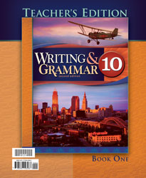 Writing & Grammar 10 Teacher's Edition (2nd ed.)