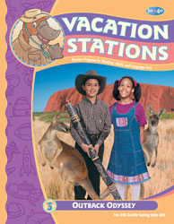 Vacation Stations: Outback Odyssey (for rising 6th graders)