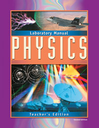 Physics Lab Manual Teacher's Edition (2nd ed.)