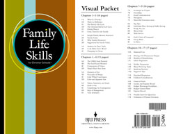 Family Life Skills Teacher's Visual Packet