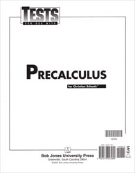 Precalculus Tests (5 pk) (2nd ed.)