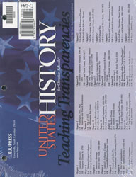 United States History Transparencies (3rd ed.)