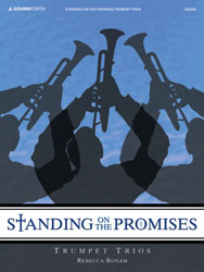 Standing on the Promises (trumpet trio collection)—adv.