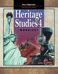 Heritage Studies 4 Student Worktext (2nd. ed.)
