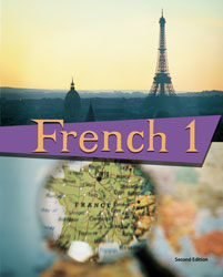 French 1 Student Text (2nd ed.)